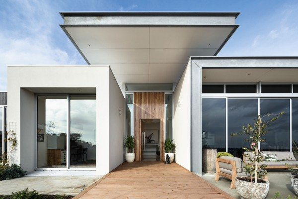 Mount Eliza House by Modularc
