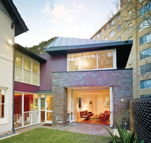 Kirribilli makeover by Melocco & Moore Architects