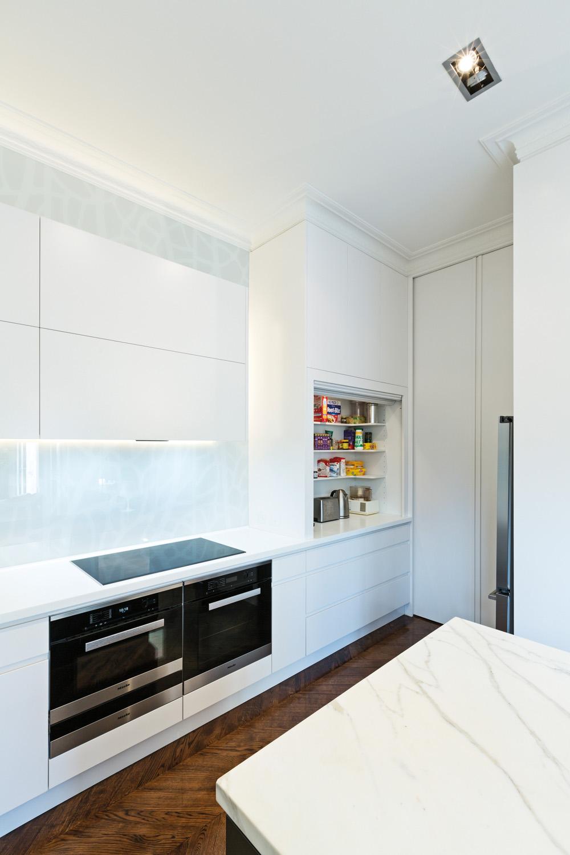 A fresh look: kitchen renovation