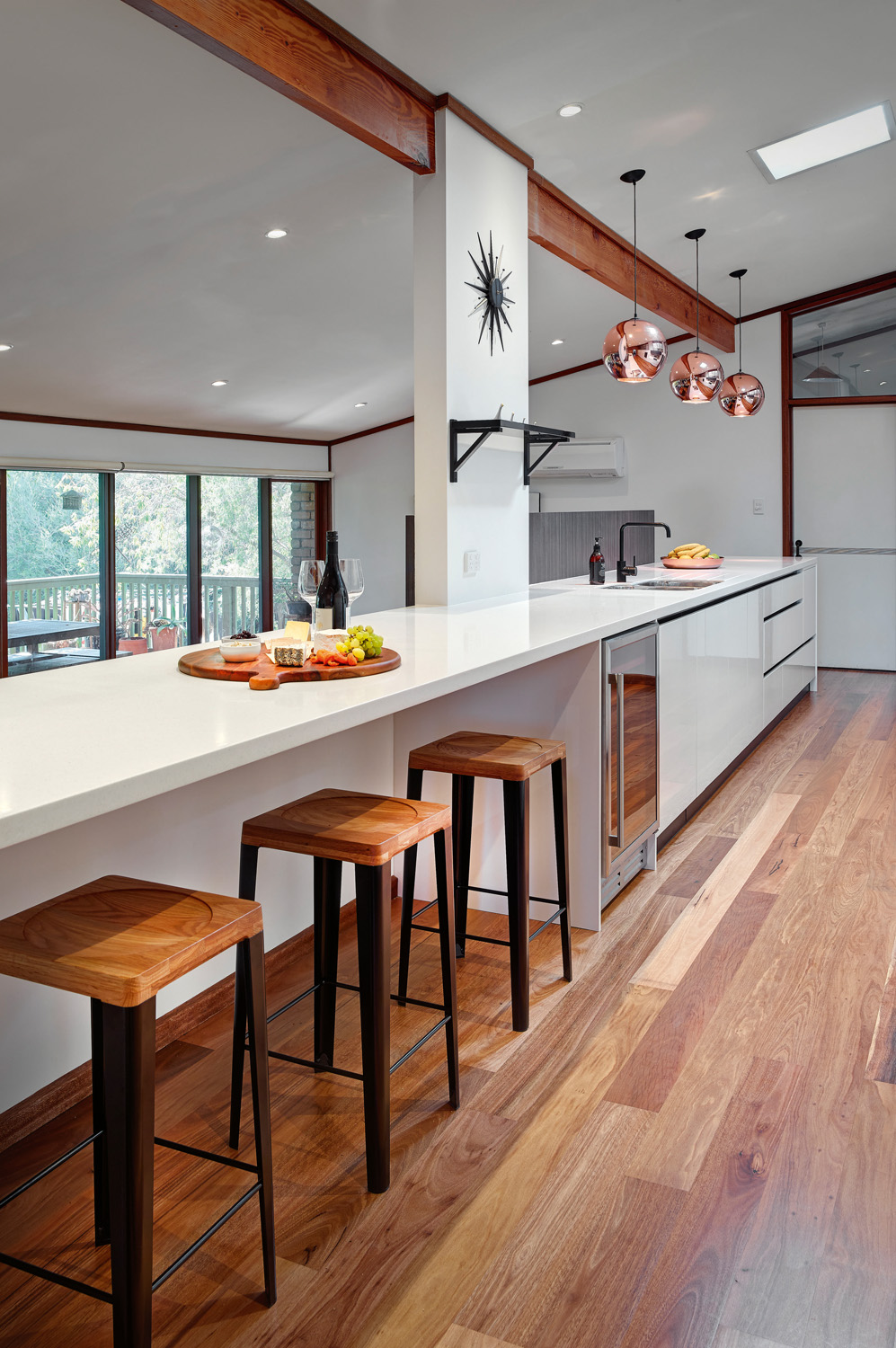 ... Family Hub: Galley Style Kitchen ...