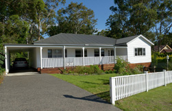 Protecting your home from bush fires