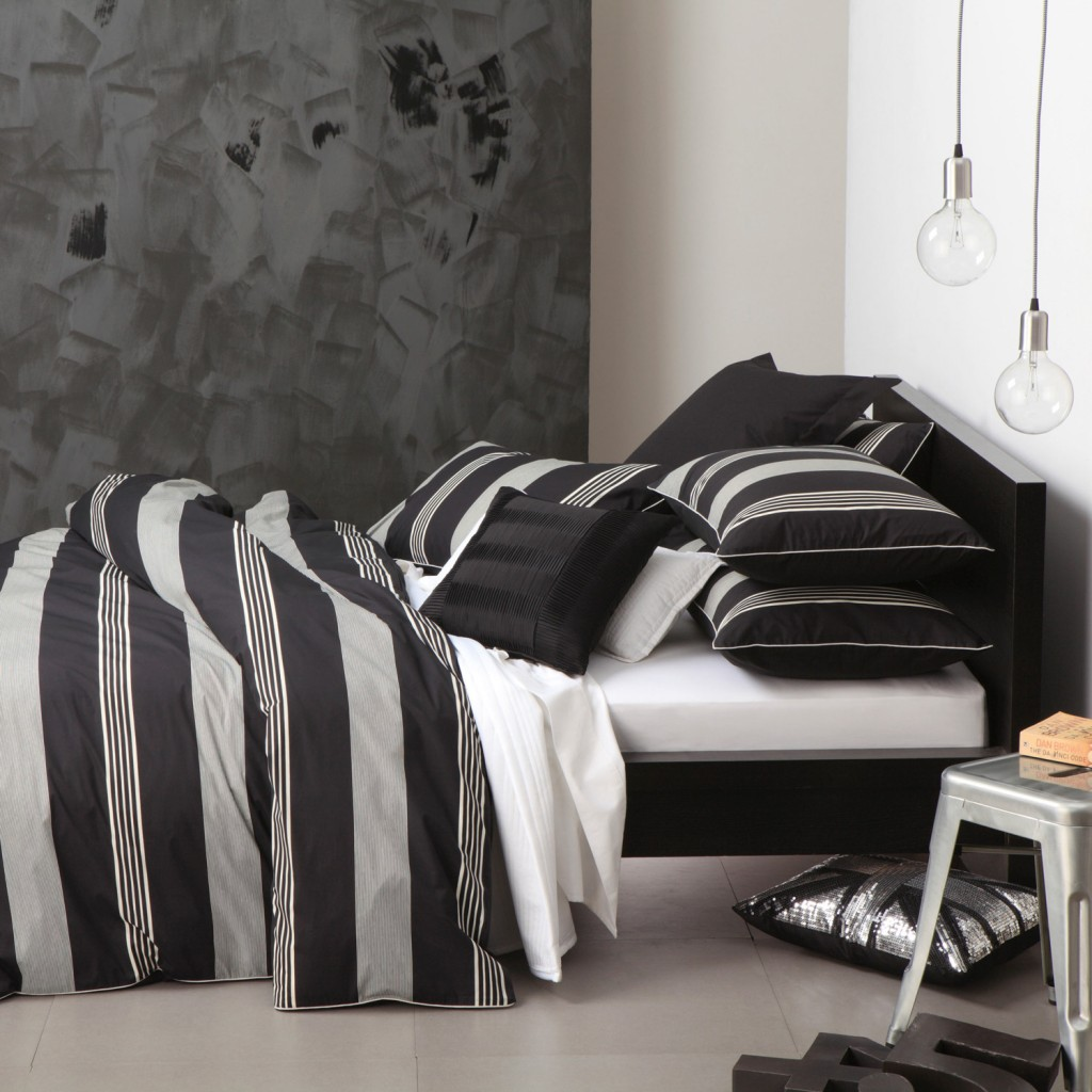 Bronson quilt cover set, from $109.95, loganandmason.com.au