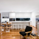 A timeless design: family kitchen