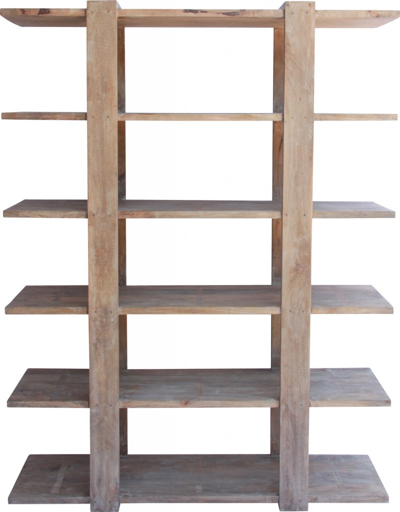Manhattan bookcase, $1650, orsonandblake.com.au