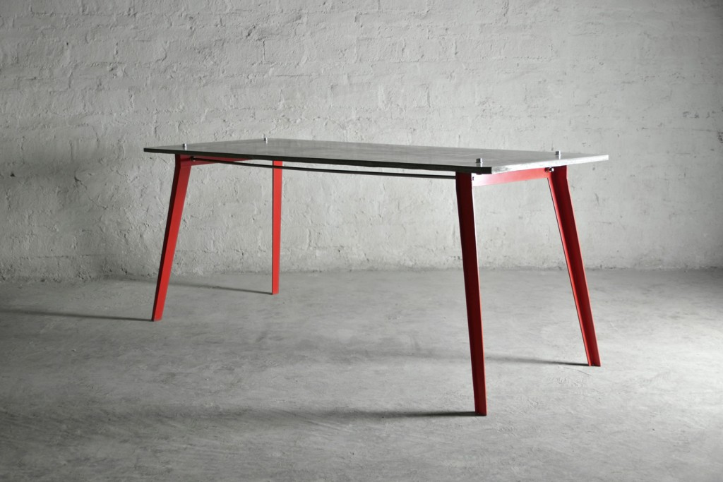 Kai table by Bentu, $1699, meizai.com.au