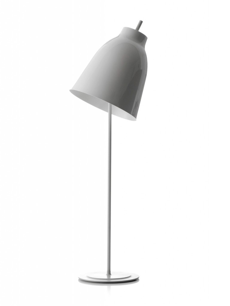 Caravaggio matt floor lamp by Cecilie Manz for Lightyears, $1301, cultdesign.com.au