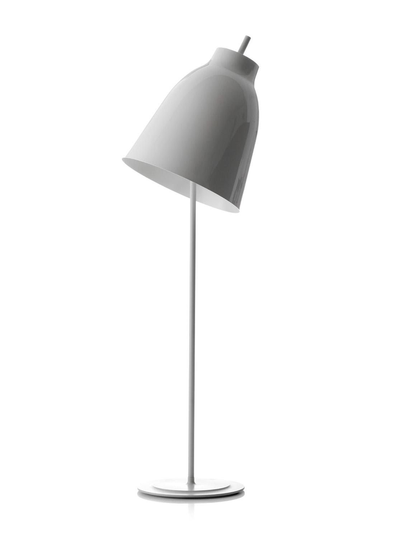 Caravaggio matt floor lamp by Cecilie Manz for Lightyears, $1301, cultdesign.com.au