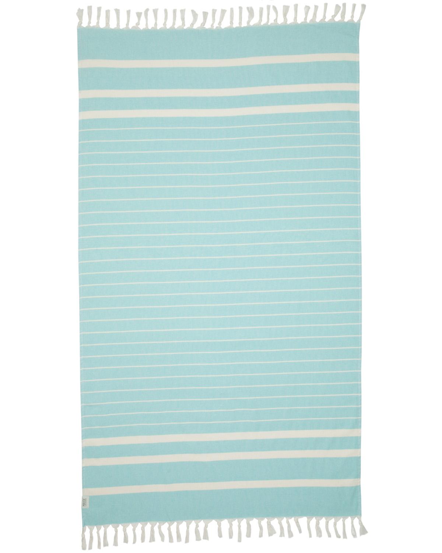Newport cotton linen towel, $60, mayde.com.au