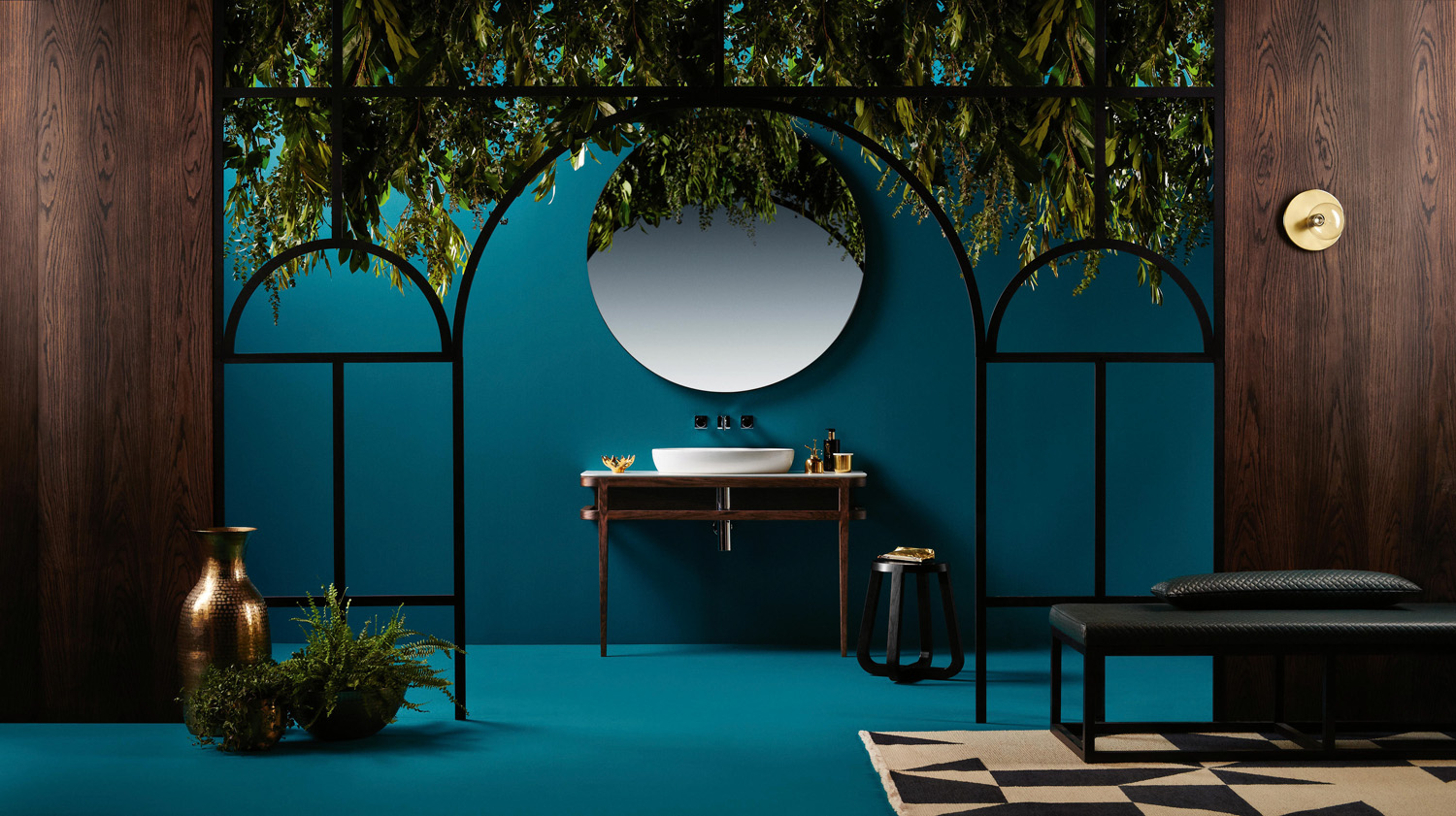 Lastest Overlay Frosted Mirror Offers A Functional And Stylish Bathroom Mirror