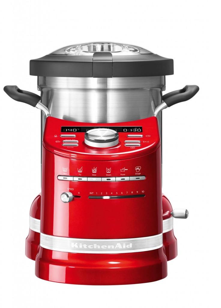KitchenAid_Artisan-Cook-Processor-Liebesapfel-Rot-front-eingeschaltet_1