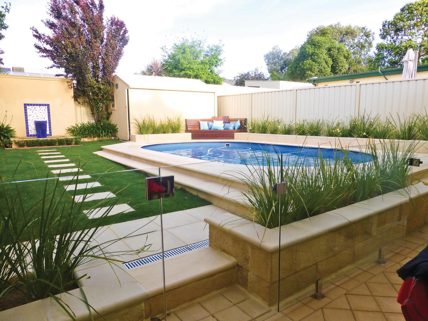 The rise of above-ground pools