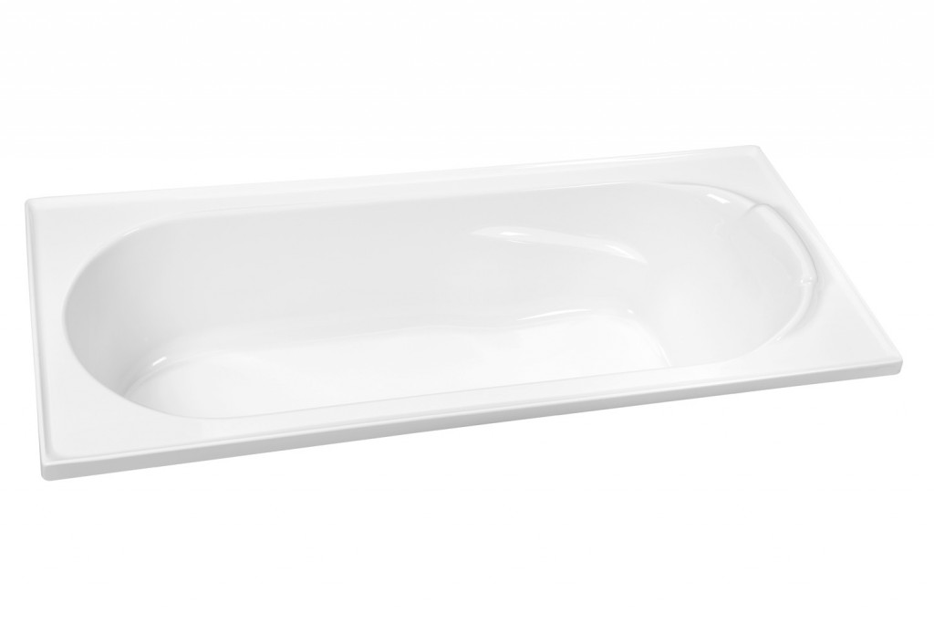 Raymor Recline 1510mm drop-in bath, $199, tradelink.com.au