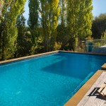 One with nature: pool design