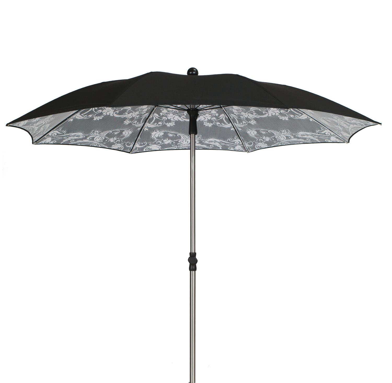 Cache Cache parasol in Noir/Blanc, $924, ksl-living.fr