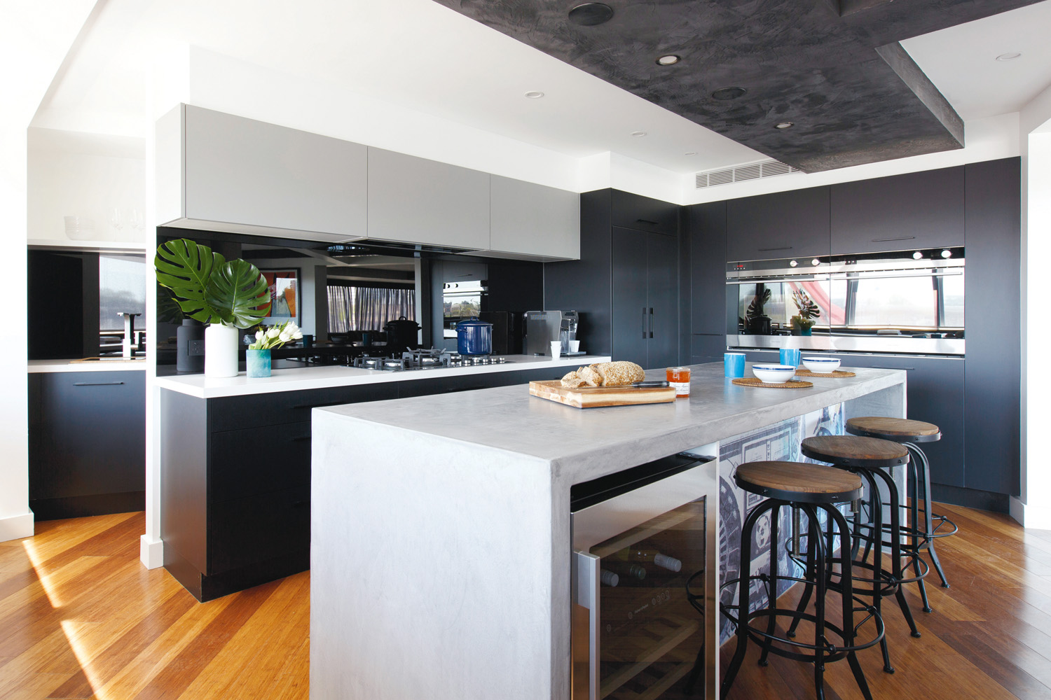 We take a look at the winning kitchen for this season from Caro and Kingi