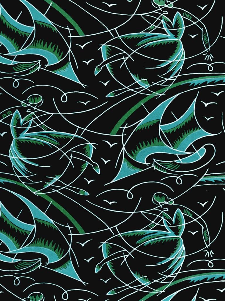 Art Deco print, POA, vintagevenus.com.au