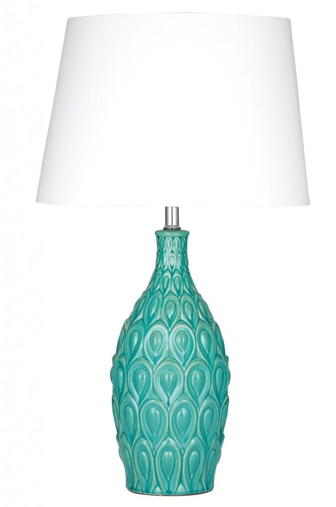 Table lamp, $169.95, amalfihomewares.com.au