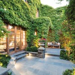 Real backyard: Easy elegance