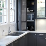 Industrial aesthetic: kitchen design