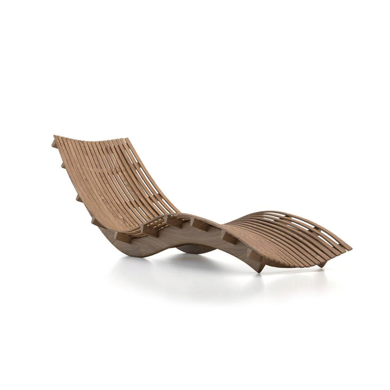 Unopiu's stackable and stylish Swing outdoor chaise longue from Ultimo www.ultimointeriors.com.au
