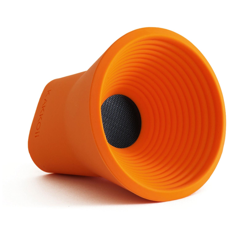 Kakkoii Wow indoor-outdoor portable Bluetooth speaker from Milan Direct www.milandirect.com.au