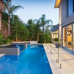 Ultra-modern marvel: pool design