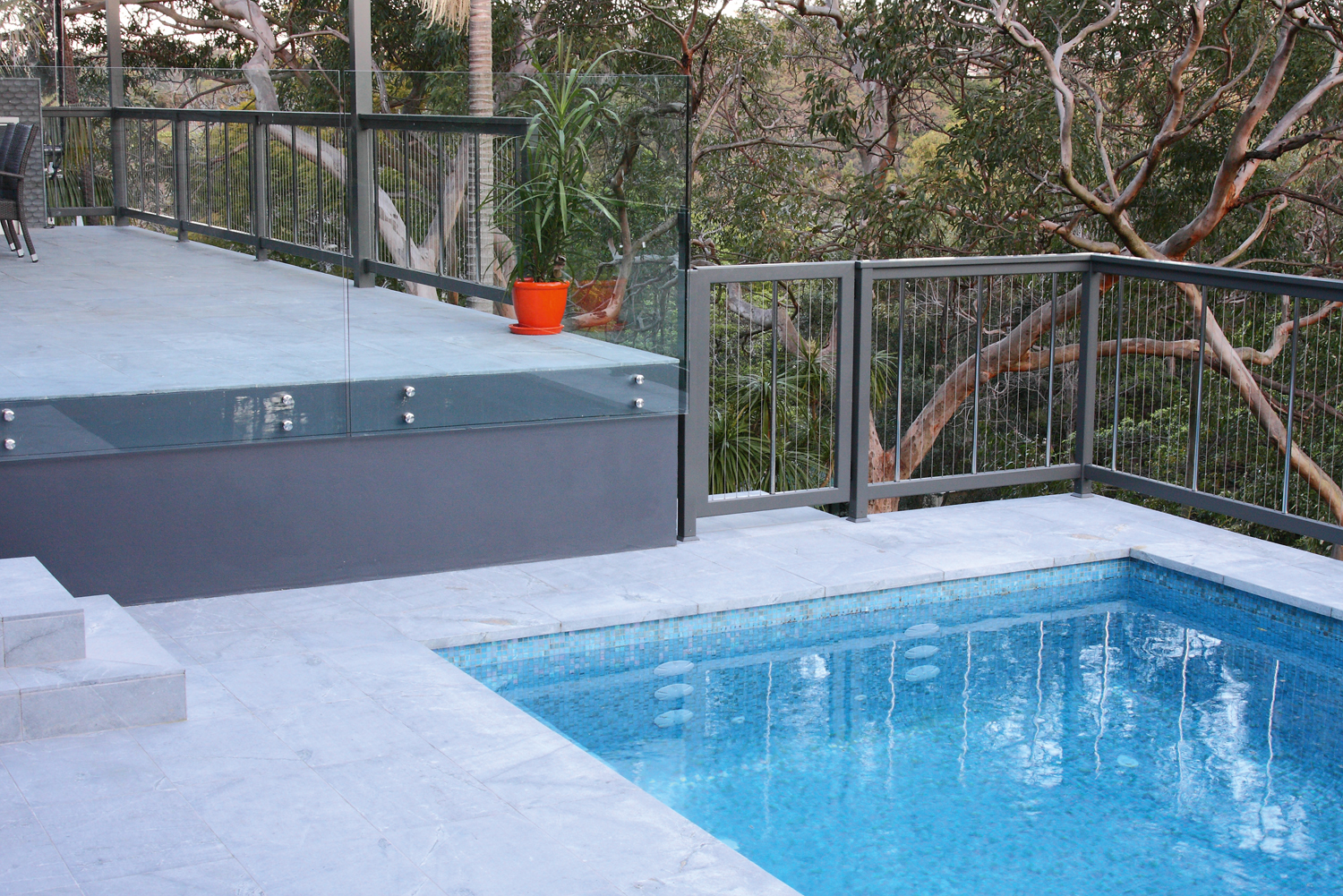 Picture of: Pool Fencing Practical And Sleek Completehome