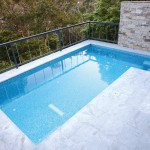 Pool fencing: practical and sleek
