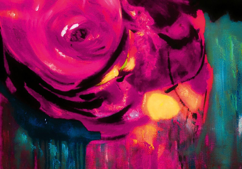 Rose Taboo 2 artwork, from $329, unitedartworks.net