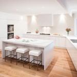 Streamlined style: kitchen design