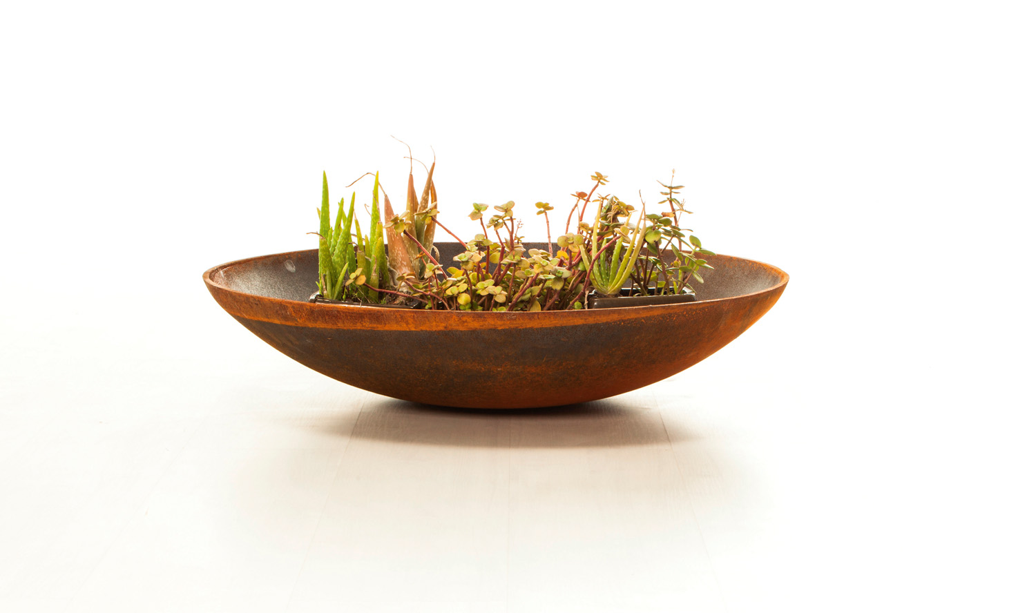 The Casting Bowl, which doubles as a fire bowl, from Entanglements www.entanglements.com.au