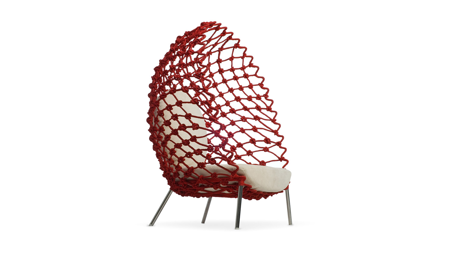 Dragnet lounge chair, kennethcobonpue.com