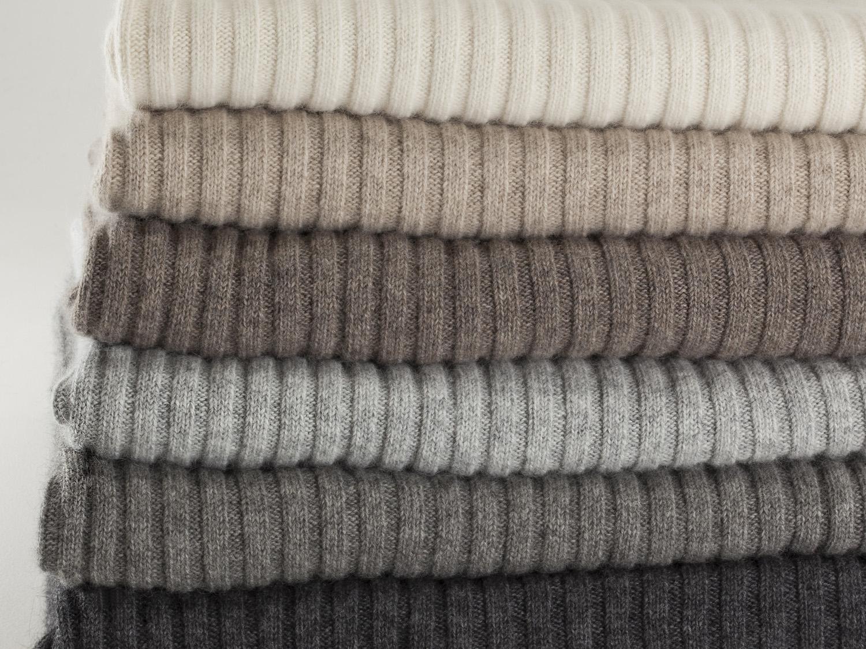 Angora and superfine merino wool rib blankets, bemboka.com
