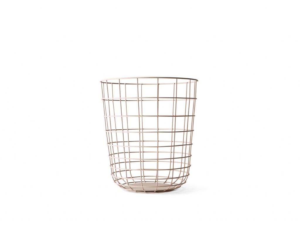 Wire basket, $124.95, stemonline.com.au