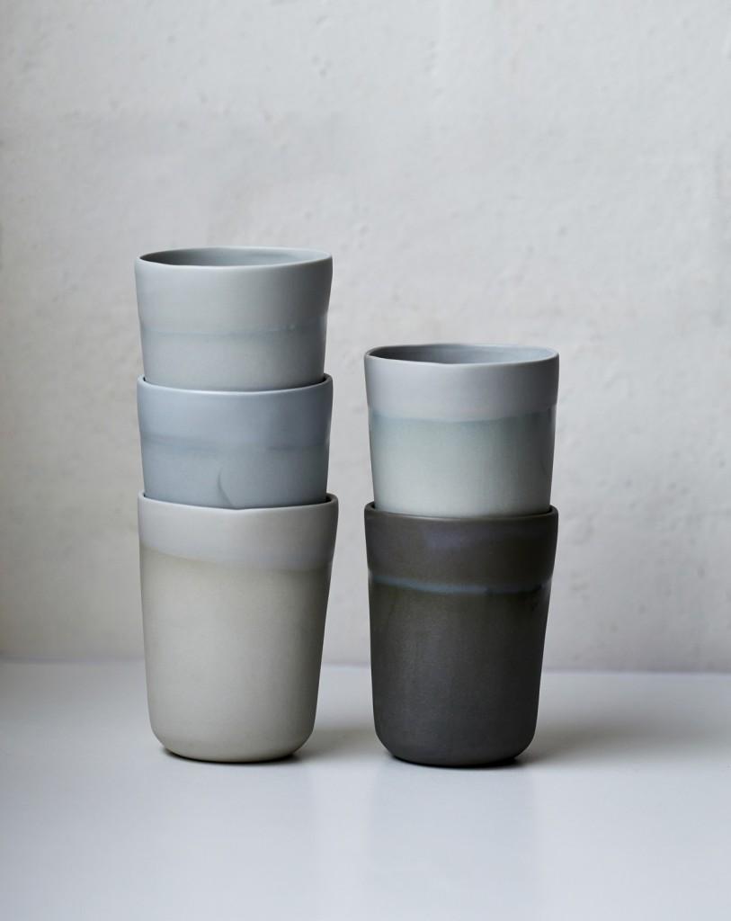 Studio Enti porcelain dusk mugs, designhunter.com.au