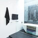 A bathroom with class