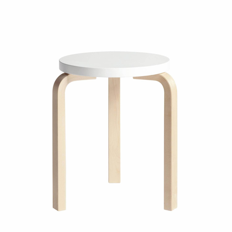 Artek stool 60 Paimio Edition, anibou.com.au