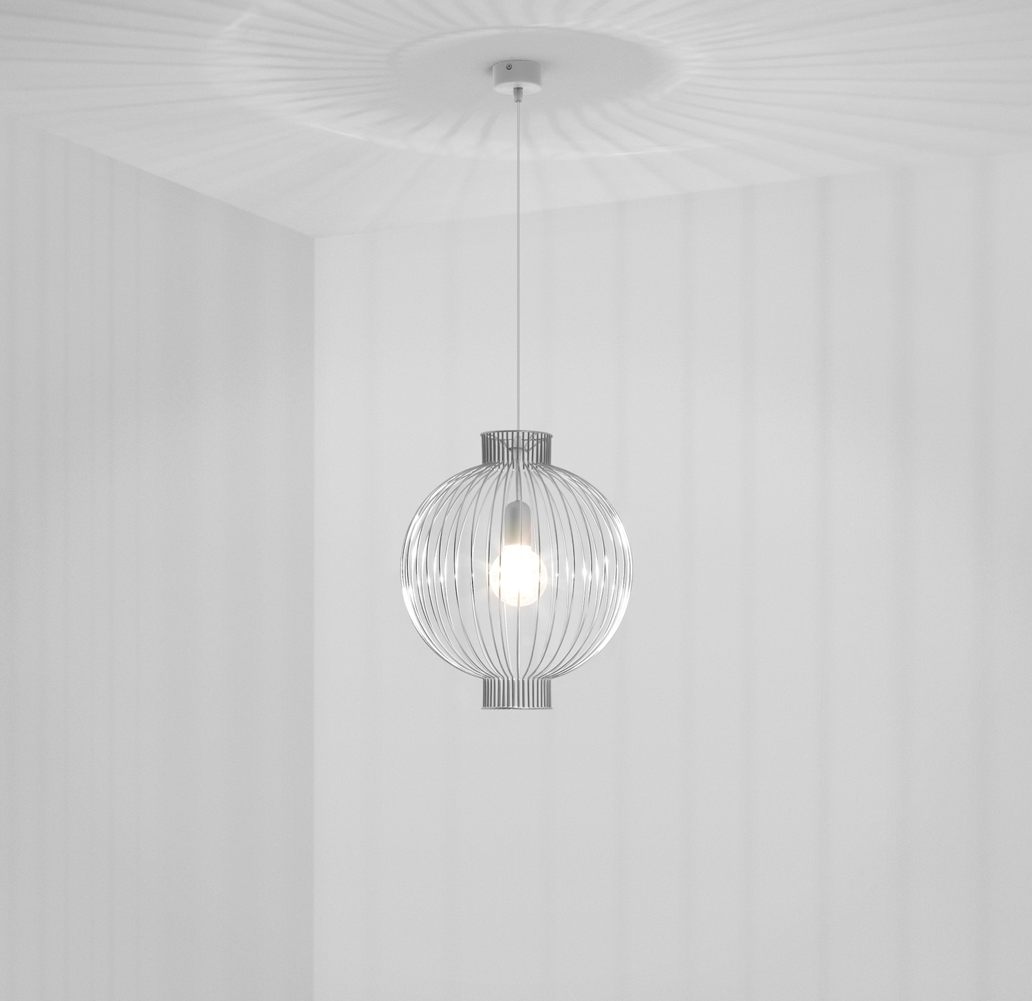 Nudie pendant light, ismobjects.com.au