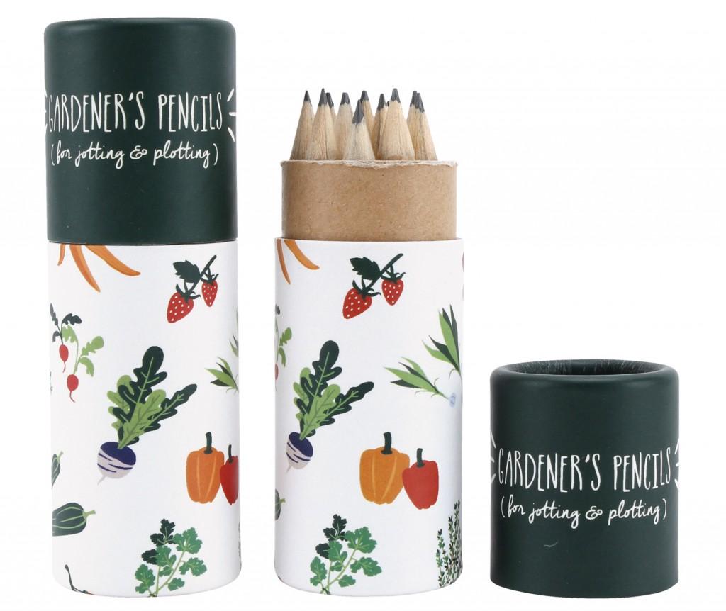 Gardener's pencils, $6.30, oakroomshop.co.uk