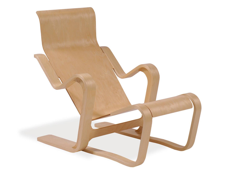 Isokon Plus Short chair, anibou.com.au