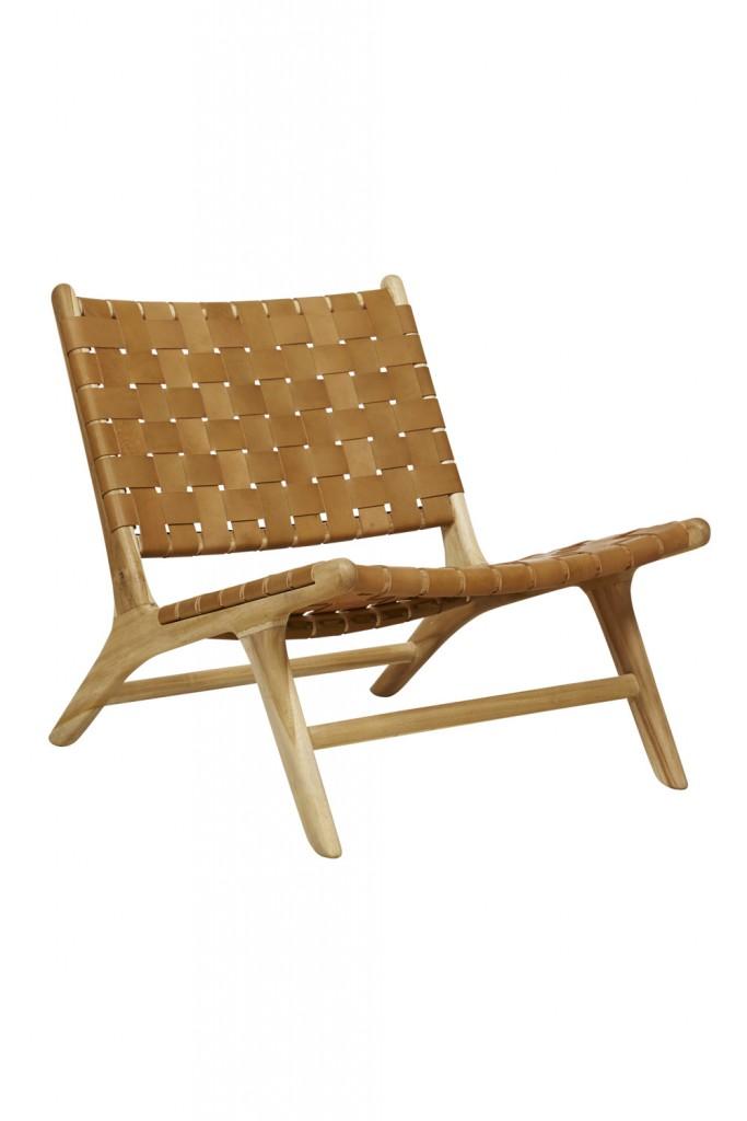 Leather Marlboro chair, fentonandfenton.com.au