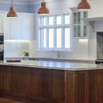 Period-style palace: kitchen design