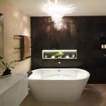 Luxurious bathroom renovation