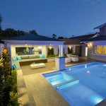 Luxury dream: pool design