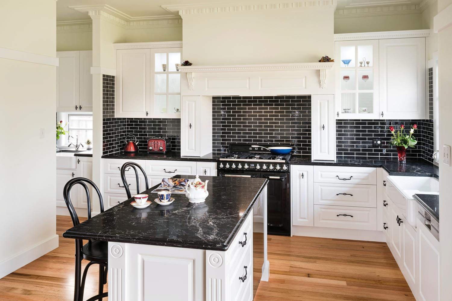 French Charm Kitchen Design Completehome