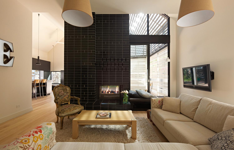 House Reduction Abbotsford Melbourne  Architects: MAKE Architect
