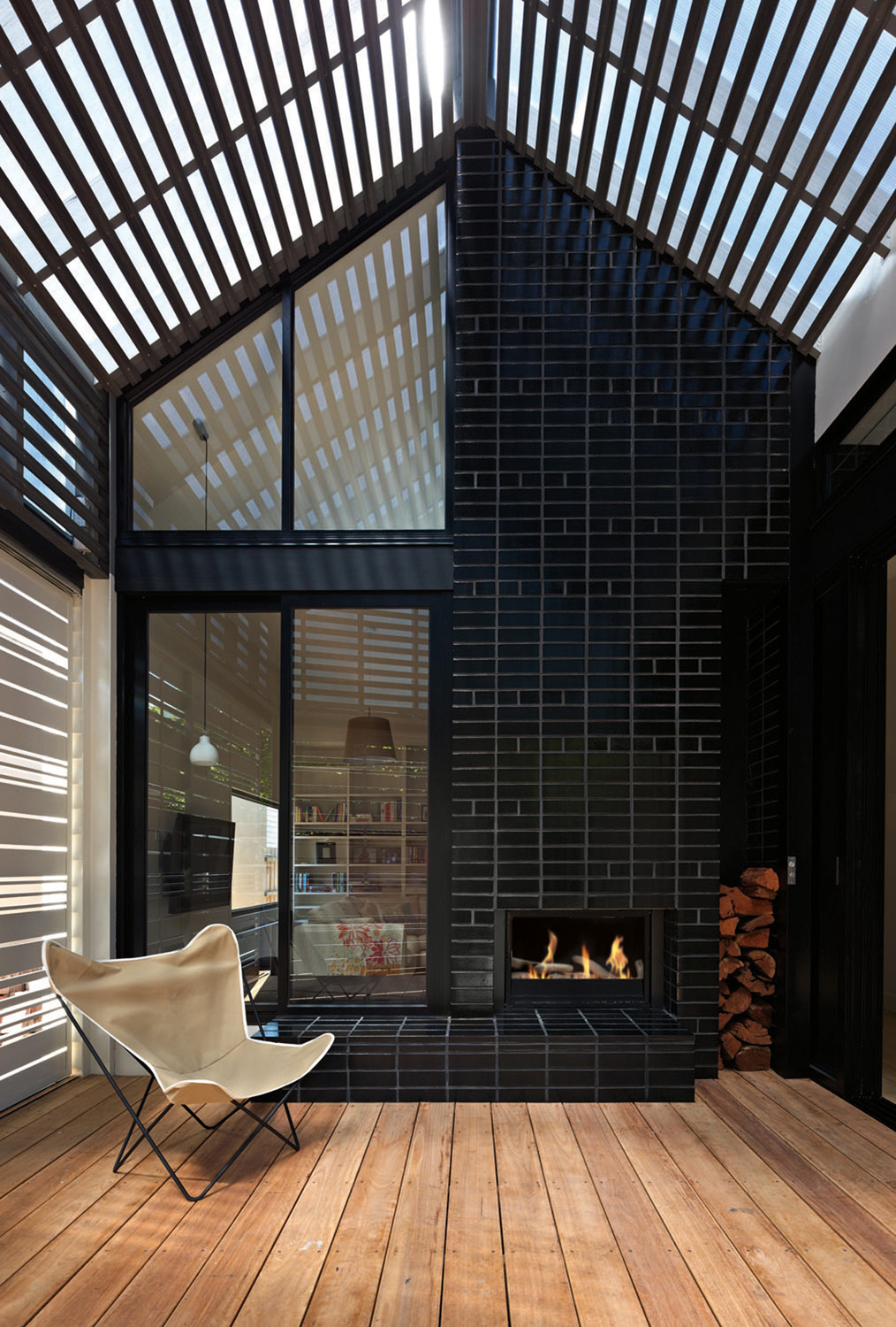 House Reduction Abbotsford Melbourne  Architects: MAKE Architect
