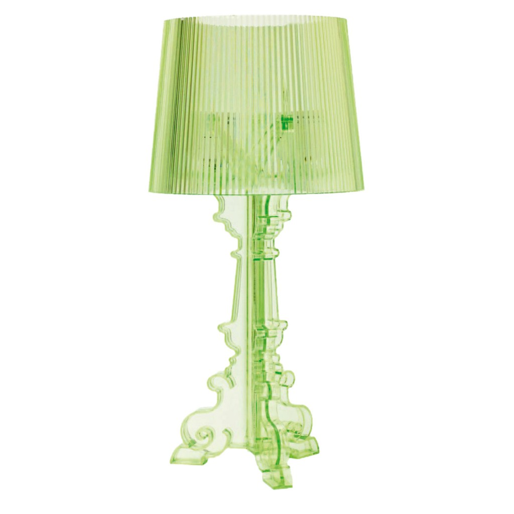 Bourgie lamp by Ferruccio Laviani for Kartell