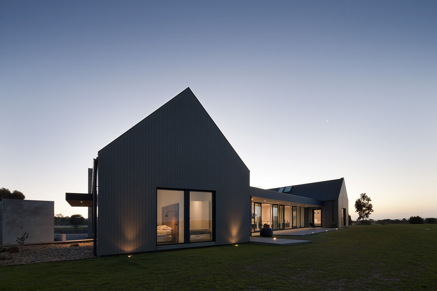 designer shed homes.  Grand Designs Australia Rural Retreat Completehome