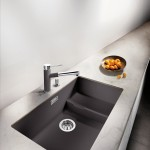 Sleek and strong: sink range